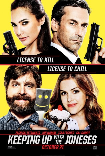 'Keeping Up with the Joneses' Advance Screening Passes