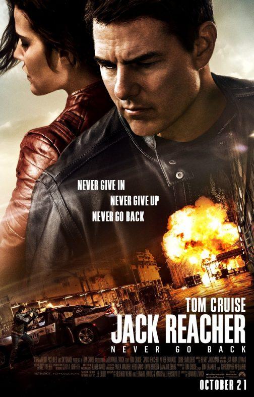 'Jack Reacher: Never Go Back' Advance Screening Passes
