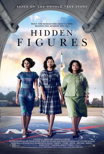 'Hidden Figures' Advance Screening Passes