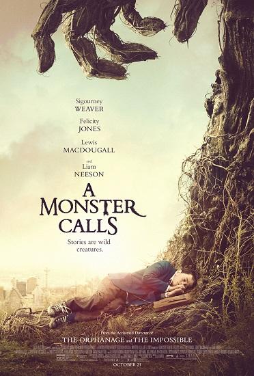 'A Monster Calls' Advance Screening Passes