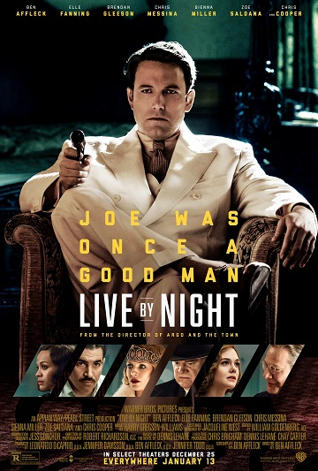 'Live by Night' Advance Screening Passes