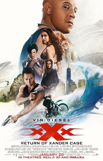 'XXX: The Return of Xander Cage' Advance Screening Passes