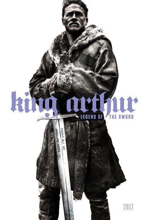 'King Arthur: Legend of the Sword' Advance Screening Passes
