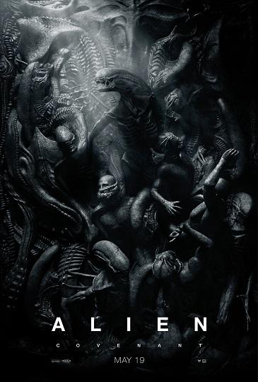 'Alien: Covenant' Advance Screening Passes