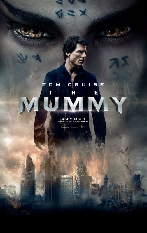 'The Mummy' Advance Screening Passes