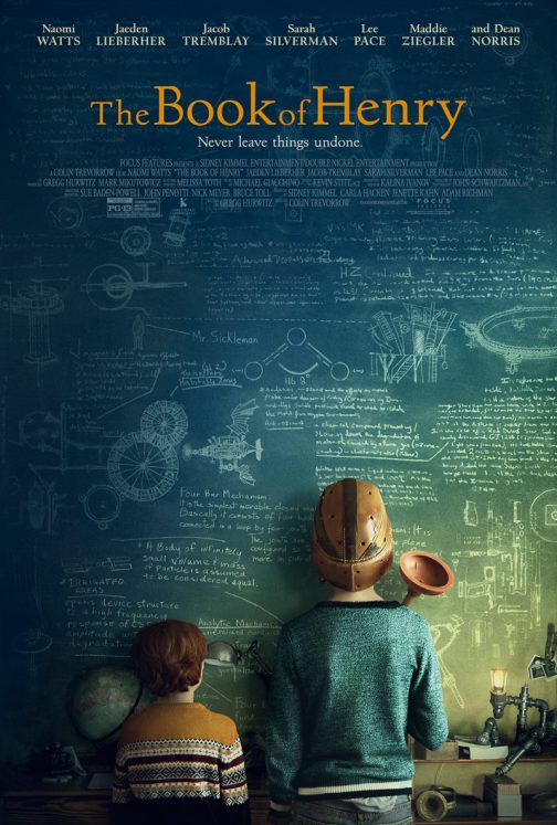 'The Book of Henry' Advance Screening Passes