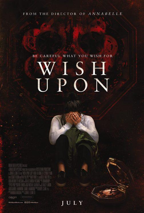 'Wish Upon' Advance Screening Passes