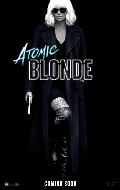 'Atomic Blonde' Advance Screening Passes