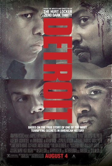 'Detroit' Advance Screening Passes