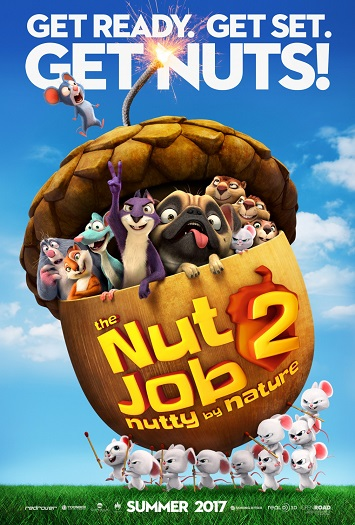 'The Nut Job 2' Advance Screening Passes