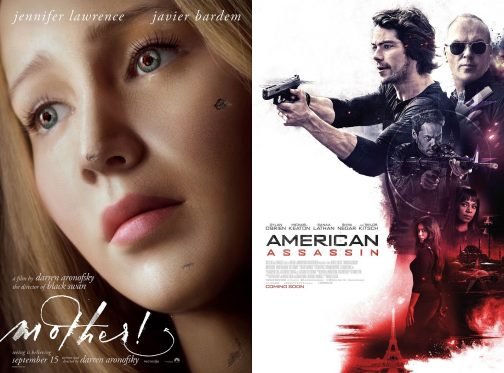 Luke's Mix 105.1 Audio: 'mother!' and 'American Assassin'
