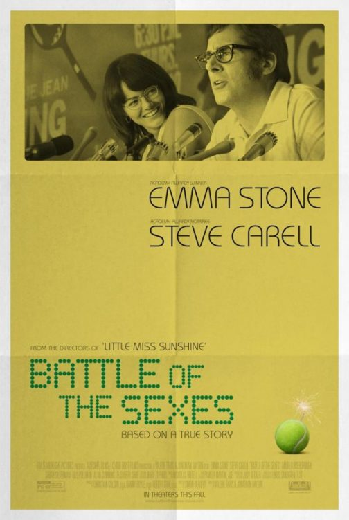 'Battle of the Sexes' Advance Screening Passes