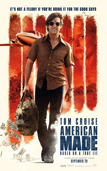 'American Made' Advance Screening Passes