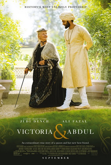 Giveaway: 'Victoria and Abdul' Prize Pack