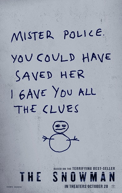 'The Snowman' Advance Screening Passes