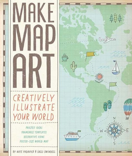 details 925 x 1125 in 28 page booklet 30 pull out sheets of templates and icons 18 x 175 in full color world map paperback portfolio
