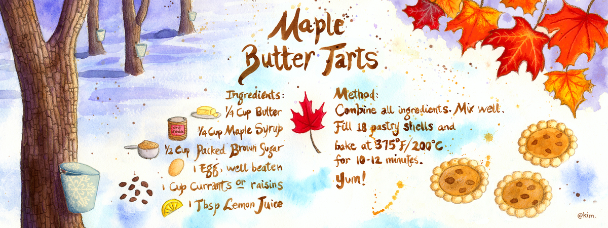 tarts with maple butter tarts canadian maple syrup tarts maple butter ...