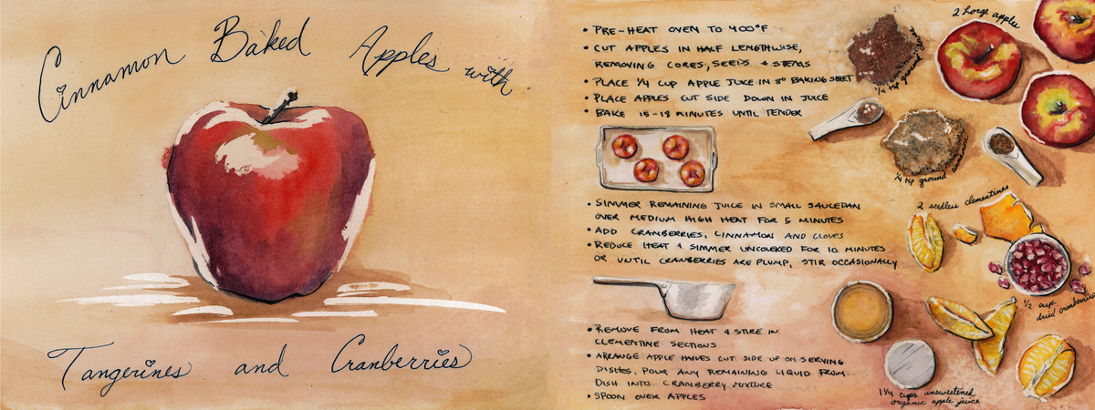 how to cook cinnamon apples