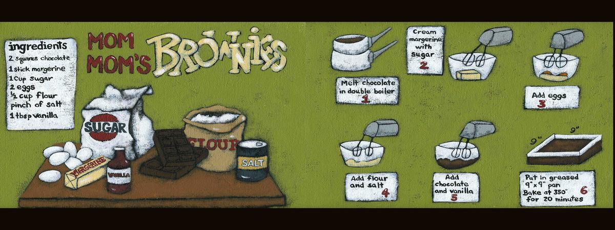 Govi brownies 300