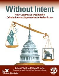 Without Intent