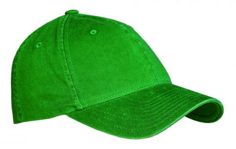 "N/A Premium Flexfit Garment Washed Twill Cap 6997 (S/M (6 3/4"" - 7 1/4""), Green) at Sears.com"