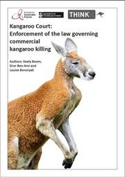 Kangaroo Court Cover