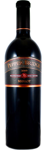 Pepperbridge merlot