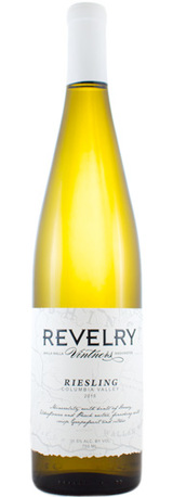 Revelry riesling
