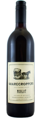 Sharecroppers merlot