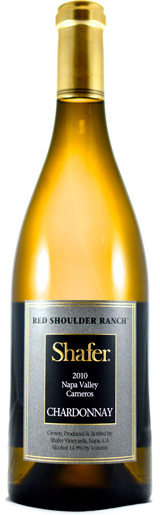 Shafer chardonnay