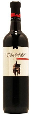 Antonopoulos private red bottle