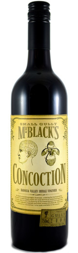 Smallgully mrblack shirazviognier