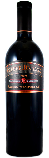 Pepperbridge cabernet