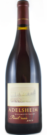 Adelsheim pinotnoir willamette