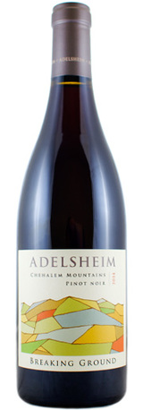 Adelsheim breakingground