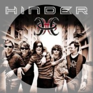 Loaded and Alone by Hinder