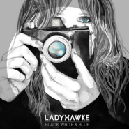 Black, White & Blue by Ladyhawke