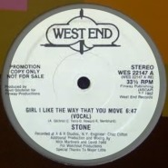 Girl I Like The Way That You Move by Stone