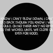 Ain't No Rest For The Wicked by Cage the Elephant