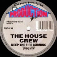 Keep The Fire Burning by The House Crew