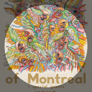 Dour Percentage by Of Montreal