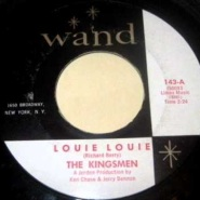 Louie Louie by The Kingsmen