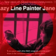 Lazy Line Painter Jane by Belle & Sebastian