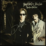 Winged Bull by Hall & Oates