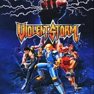 Violent Storm OST - Stage 3 BGM 1 by Konami Kukeiha Club and Kenichiro Fukui