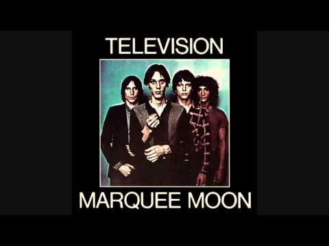 marquee moon television