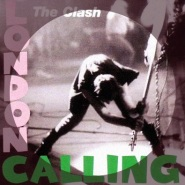 &ldquo;London Calling&rdquo; by The Clash <br>(from IndiIxie)
