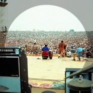 Woodstock set by Richie Havens