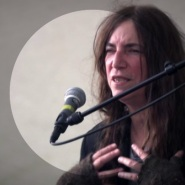 Everybody Wants To Rule The World by Patti Smith