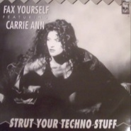 Strut Your Techno Stuff by Fax Yourself feat. Carrie Ann